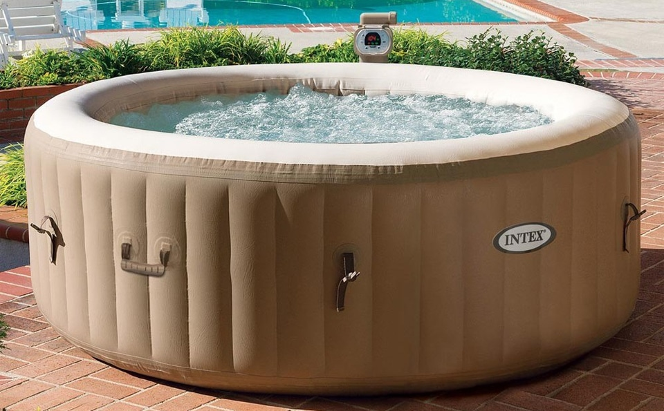 Our guide to the INTEX inflatable hot tub - Hot Tubs For You