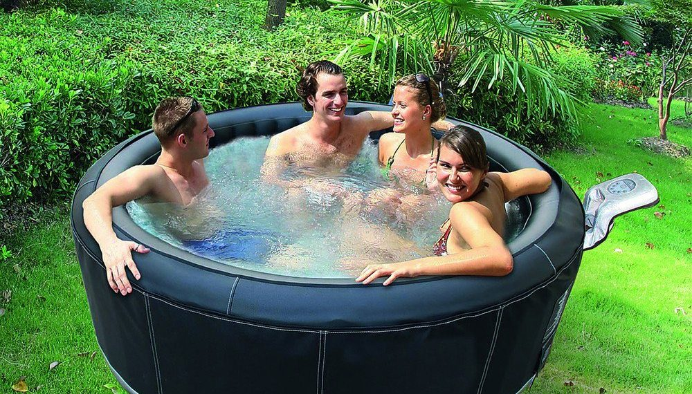 MSPA Super Camaro B-150 Inflatable Hot Tub Review - Hot Tubs For You