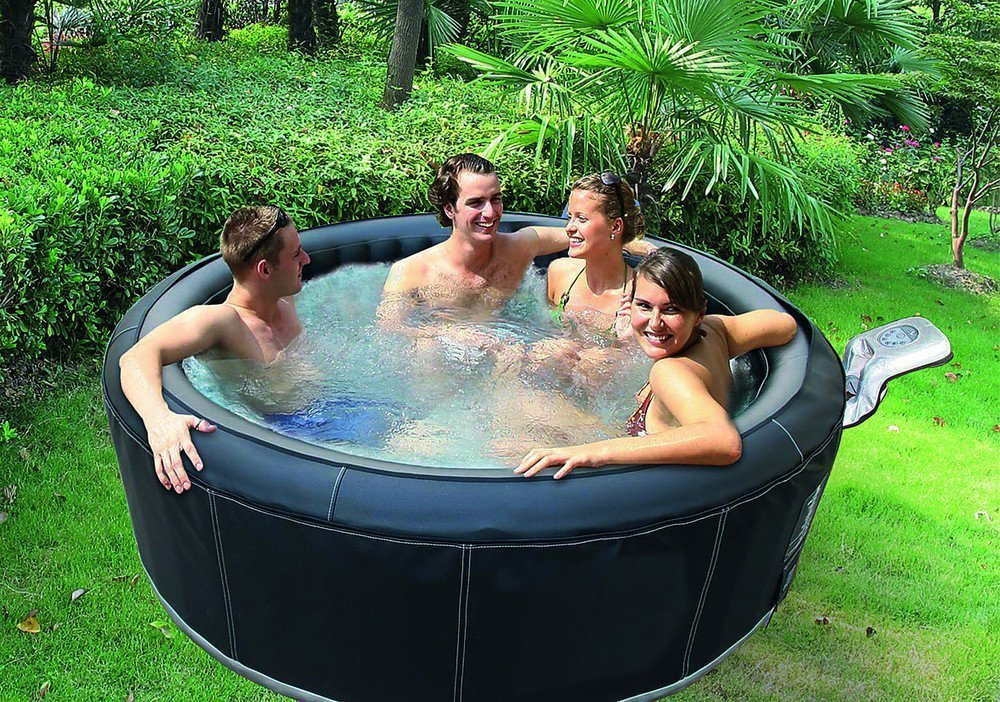 mspa super camaro b 150 inflatable hot tub review hot. Black Bedroom Furniture Sets. Home Design Ideas