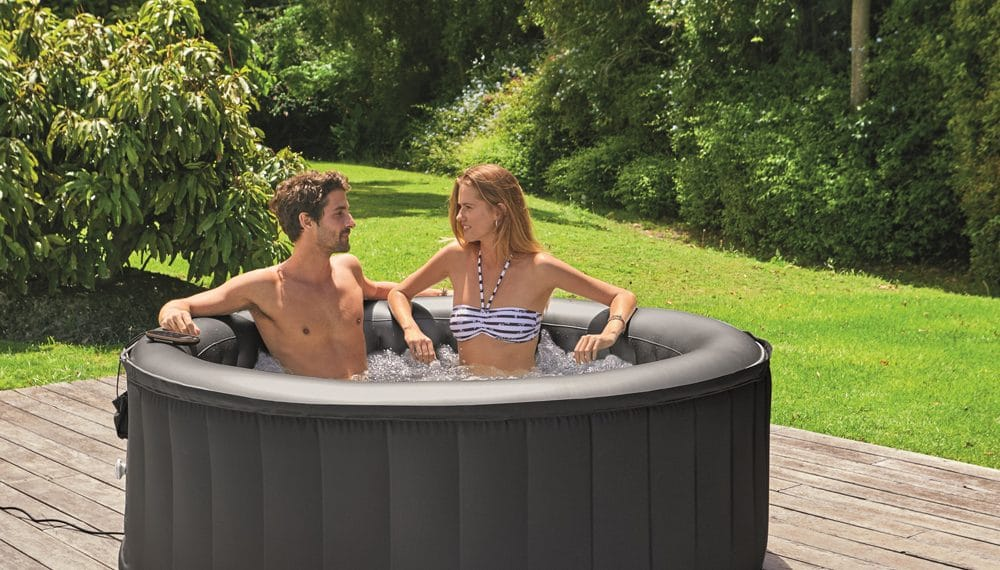 chemical free hot tub