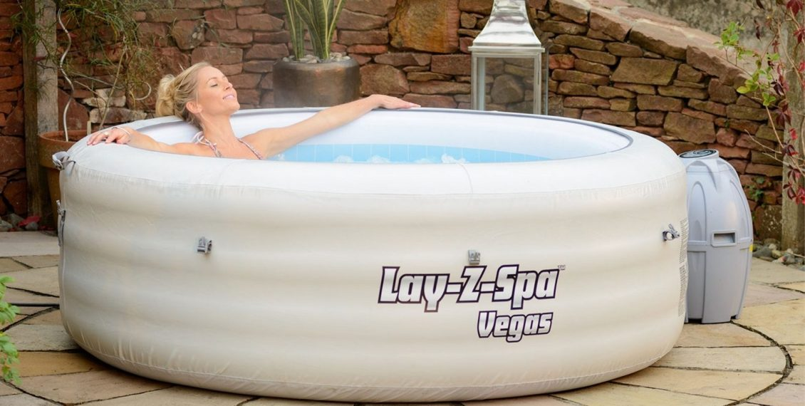 how long do inflatable hot tubs last